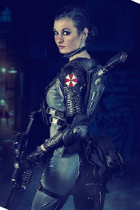 Lupo from Resident Evil: Operation Raccoon City