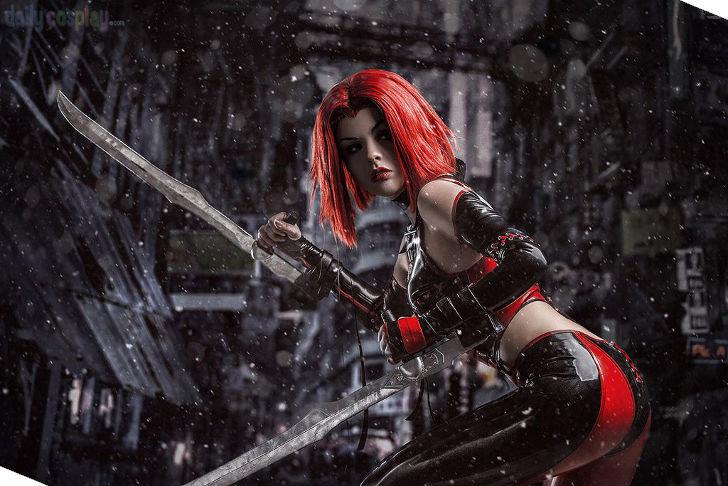 Rayne from Bloodrayne