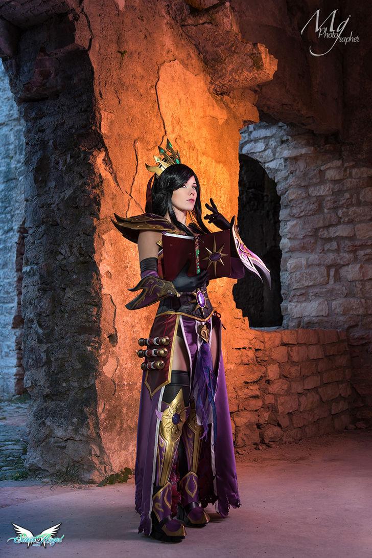 Wizard from Diablo 3