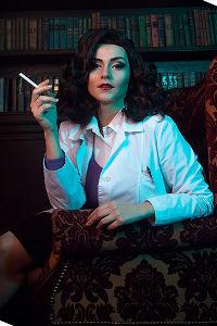 Brigid Tenenbaum from Bioshock