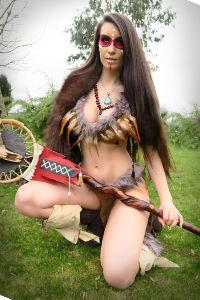 Forsworn from The Elder Scrolls V: Skyrim