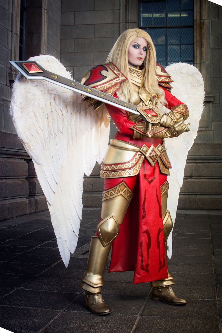 Kayle from League of Legends