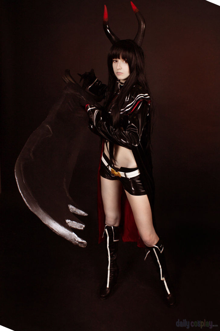 Black Gold Saw from Black Rock Shooter