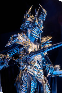 The Lich King from Warcraft III