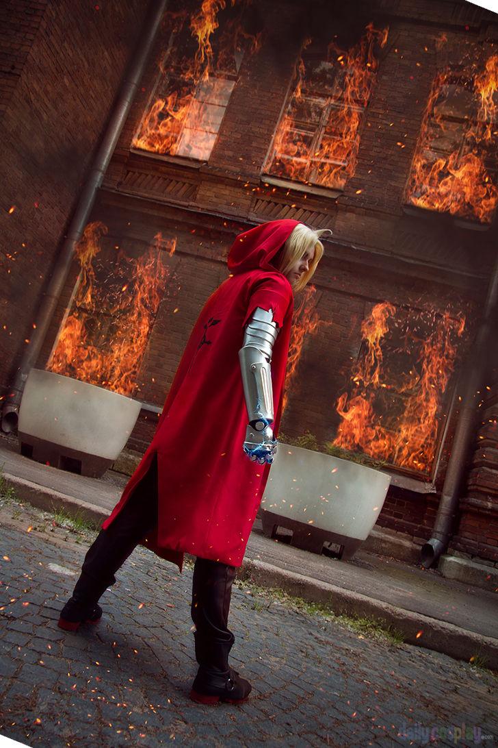 Edward Elric from Full Metal Alchemist