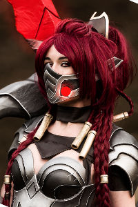Akali Head Hunter from League of Legends