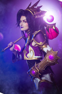 Li-Ming from Heroes of the Storm