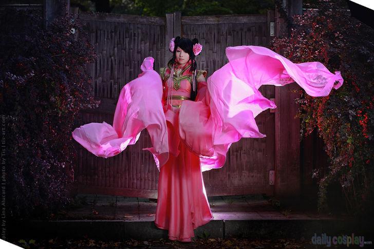 Zhao Li Fei from Chang An Huan Ye