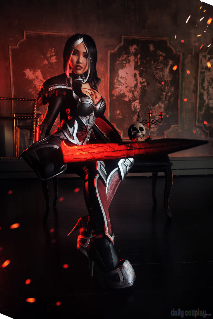 Nightraven Fiora from League of Legends