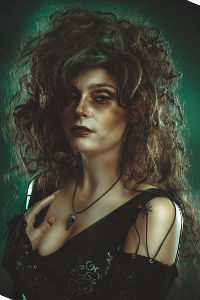 Bellatrix Lestrange from Harry Potter and the Order of the Phoenix