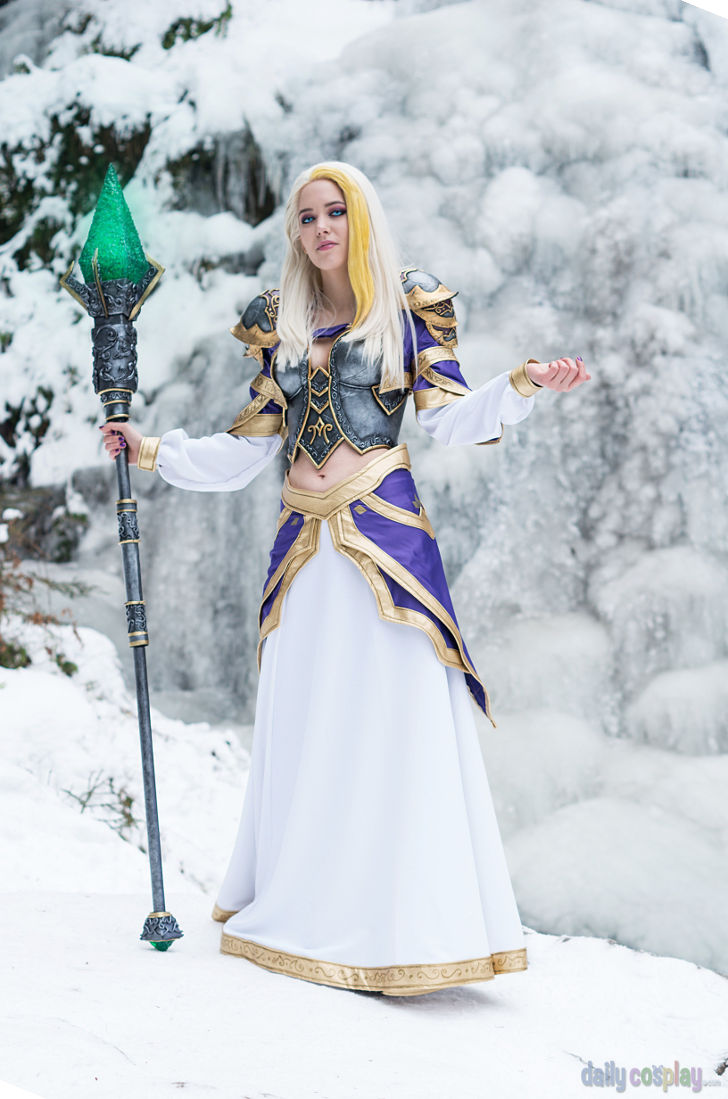 Jaina from World of Warcraft