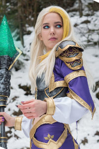 Jaina from World of Warcraft