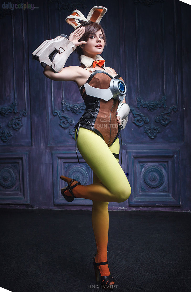 Bunny Tracer from Overwatch
