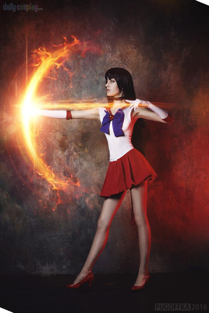 Rei Hino - Sailor Mars from Sailor Moon
