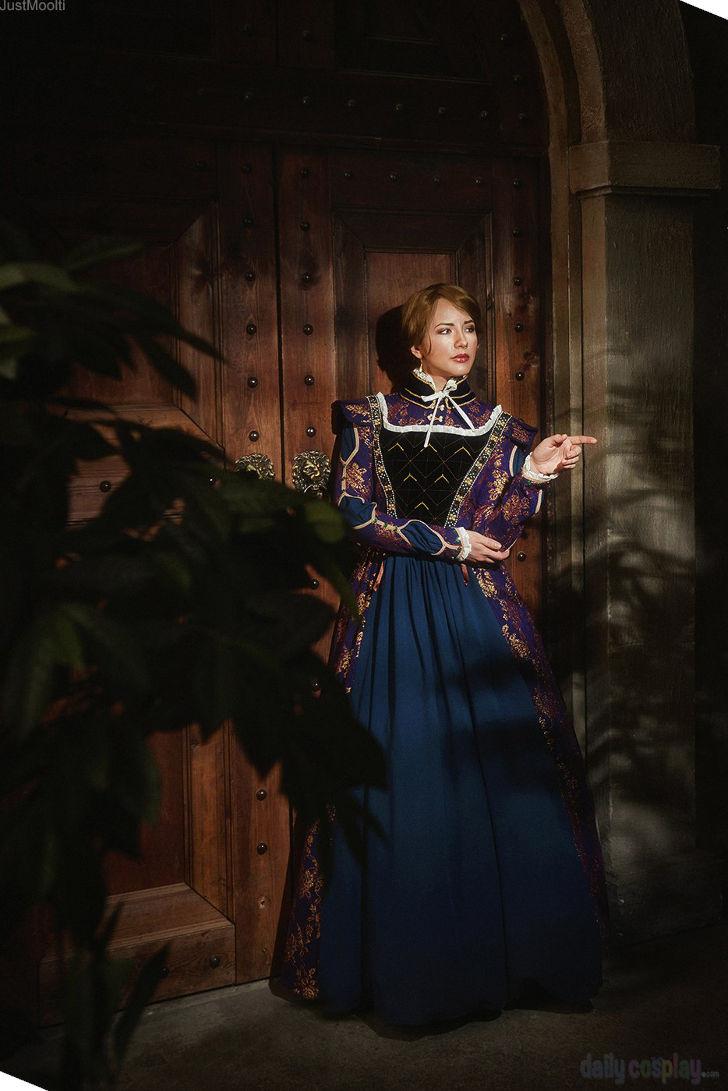Anna Henrietta from The Witcher 3
