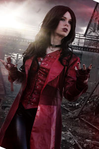 Scarlet Witch from Captain America: Civil War
