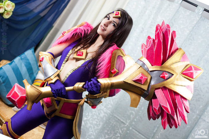 Taric from League of Legends