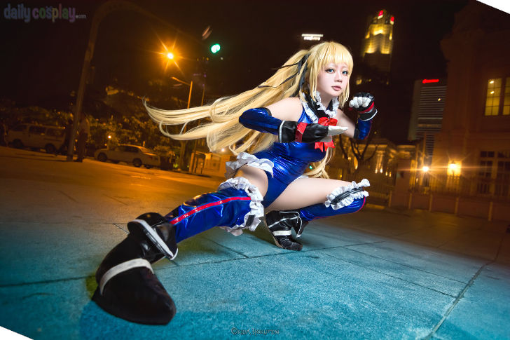 Marie Rose from Dead or Alive