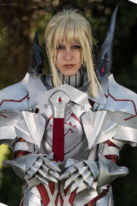 Mordred, Saber of Red from Fate/Apocrypha