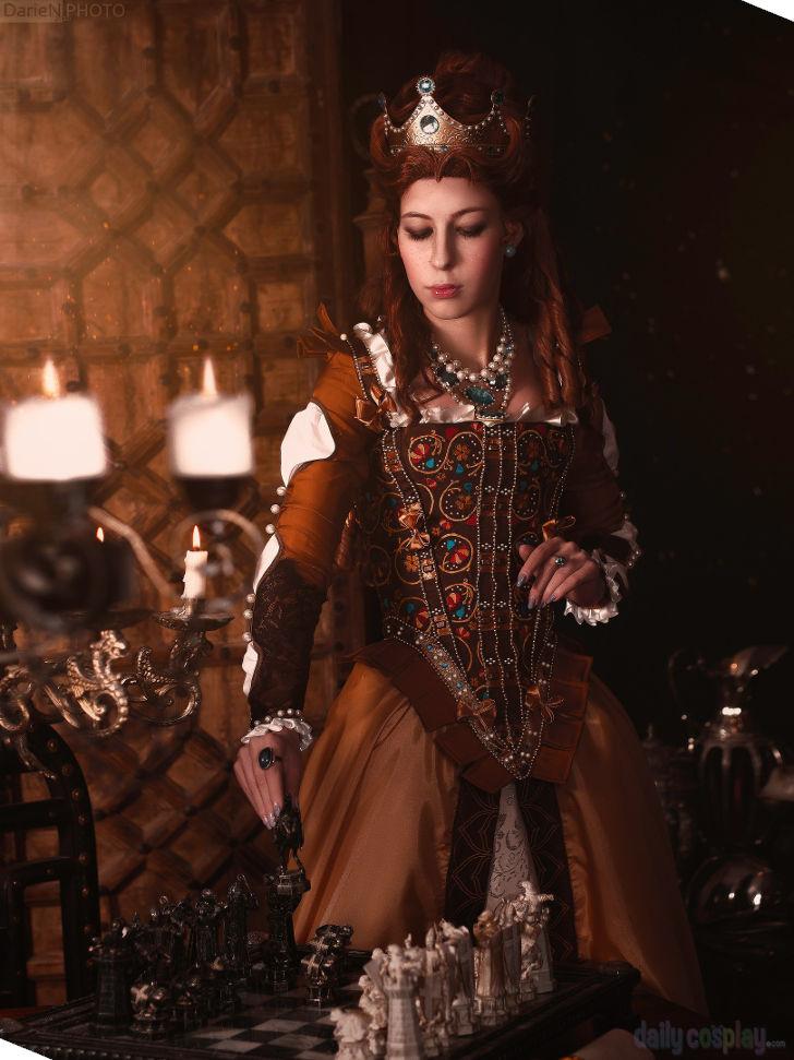 Anna-Henrietta from Witcher 3 Blood and Wine