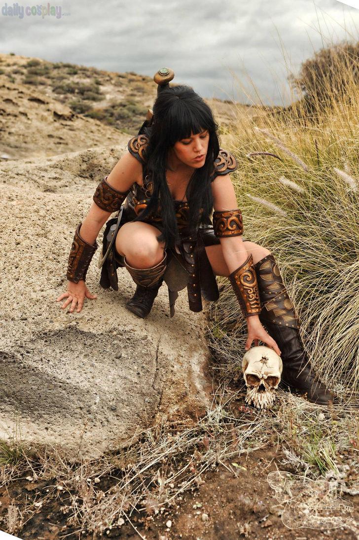 Xena from Xena: The Warrior Princess