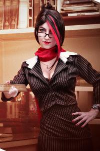Fiora Headmistress from League of Legends