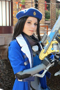 Ana Amari from Overwatch