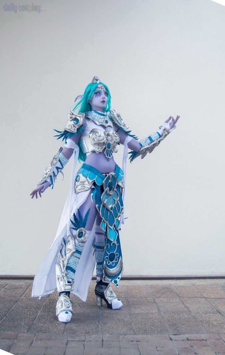 Tyrande Whisperwind from World of Warcraft