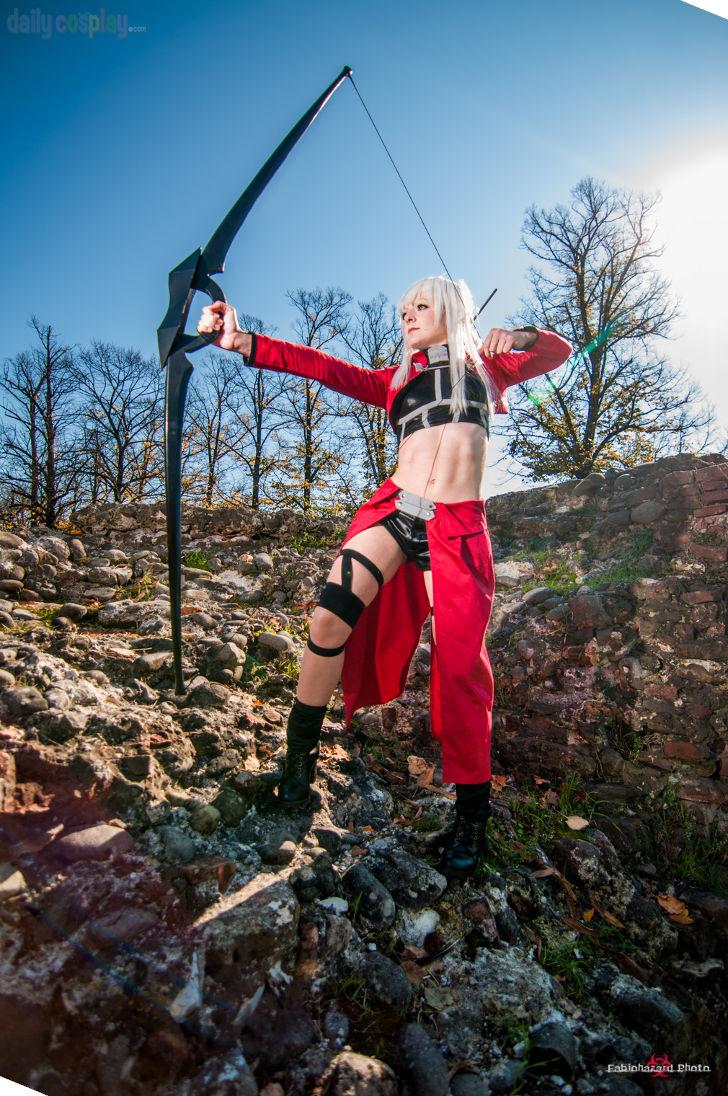 Illya Archer from Fate/kaleid liner PRISMA☆ILLYA