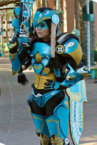 Pharah from Overwatch