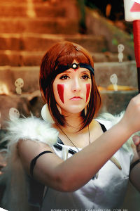 San from Princess Mononoke