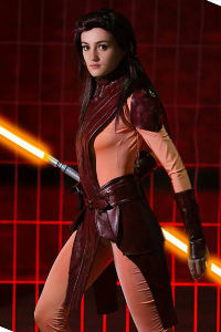 Bastila Shan from Star Wars: The Old Republic