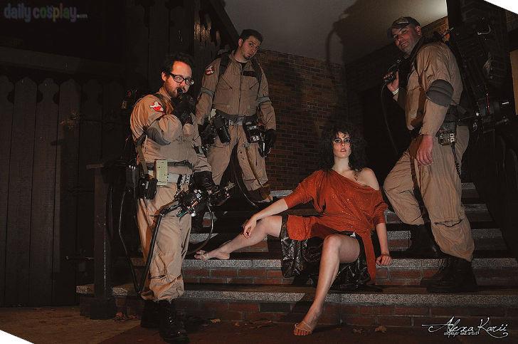 Gatekeeper / Dana Barrett from Ghostbusters