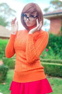 Velma from Scooby-Doo