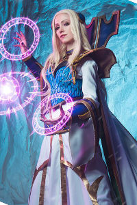 Magna Aegwynn from World of Warcraft