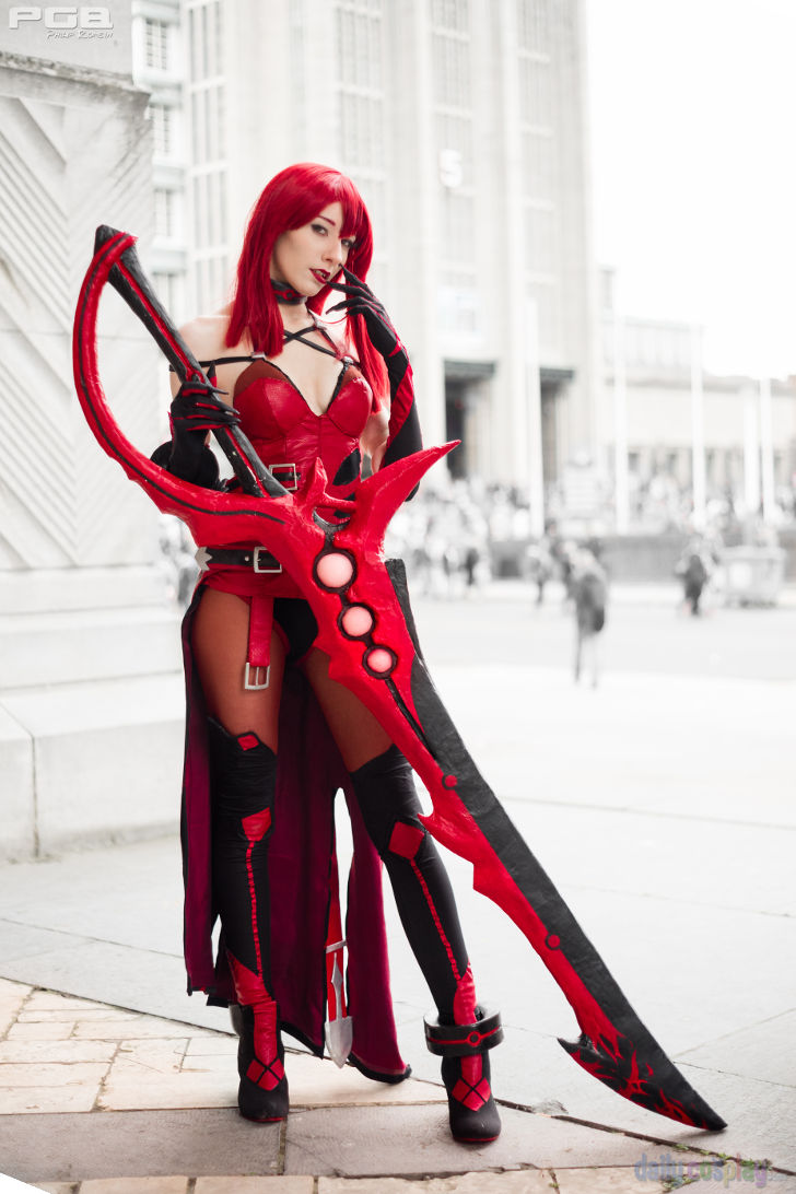 Elesis Crimson Avenger from Elsword