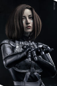 Alita from Battle Angel Alita