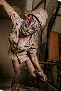 Bubblehead Nurse from Silent Hill