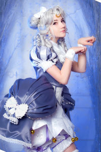 Sailor Diana from Sailor Moon