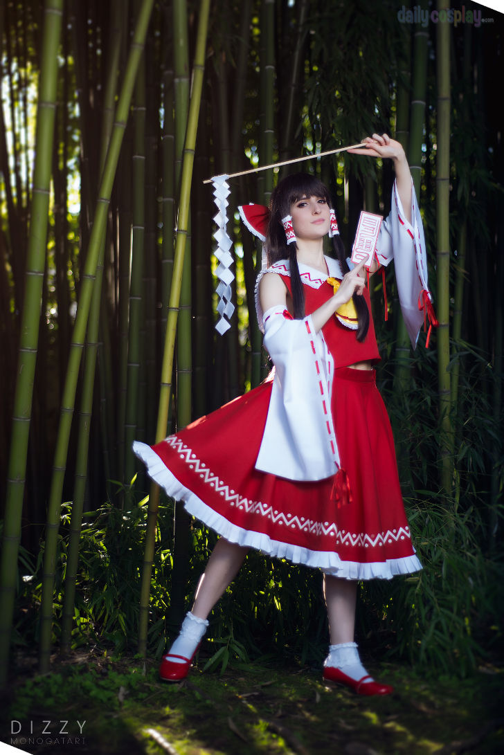 Reimu Hakurei from Touhou Project