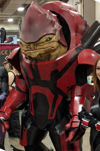 Garm from Mass Effect 2
