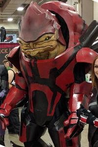 Garm from Mass Effect 2