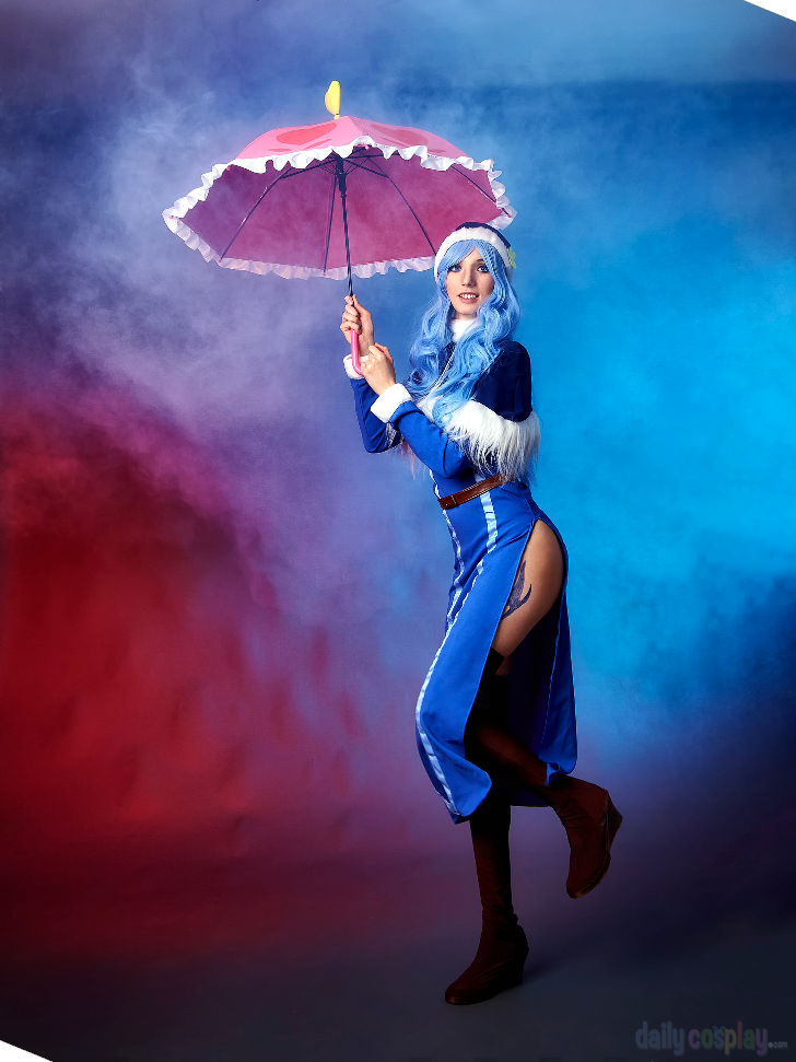Juvia from Fairy Tail