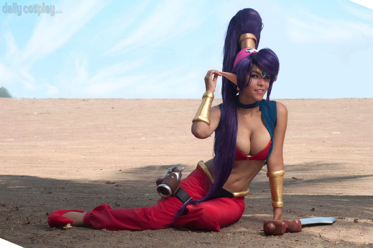 Shantae from Shantae and the Pirate's Curse