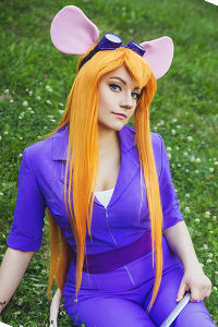 Gadget Hackwrench from Chip 'n Dale: Rescue Rangers