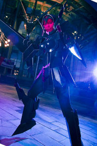 Black Lotus from Accel World