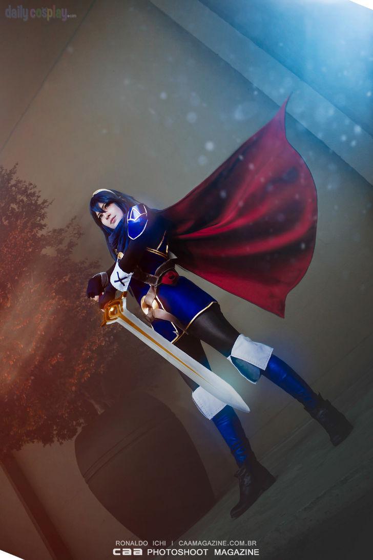 Lucina from Fire Emblem: Awakening