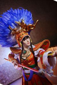 Sun Shang Xiang from Sangokushi Taisen