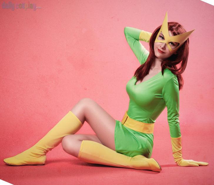Marvel Girl from X-Men