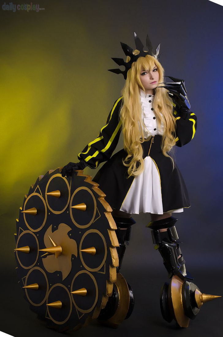 Chariot from Black Rock Shooter